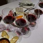 ジードロップ - 赤ワインいろいろ