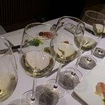 ジードロップ - 白ワインいろいろ