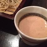 軽井沢 川上庵 - クルミだれ