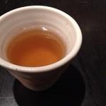 軽井沢 川上庵 - そば茶