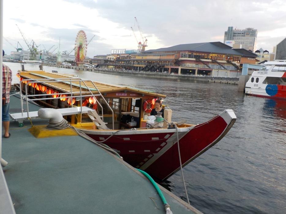 神戸屋形観光汽船