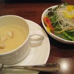 Kozyskitchen - スープ、サラダ