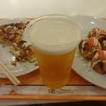 品川キッチン - 生ビール、お好み焼き、たこ焼き
