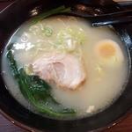 担々麺 けん - 料理写真:塩ラーメン 2014年9月