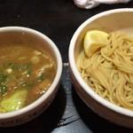 つけ麺屋 ちっちょ - 味玉つけ麺