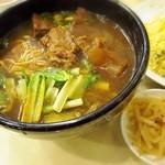 京鼎小館 - 紅焼牛肉麺