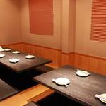 食楽厨房 以心伝心 - 8〜10名様用個室