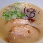 31180757 - とんこつ780円 細麺