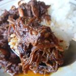 カラバト・カリー - カレー、お肉がこんなに!