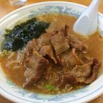 まりも - 肉みそラーメン 700円