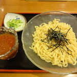 31188466 - ピリ辛つけ麺 550円