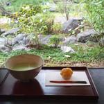 彩翔亭 - 抹茶セット