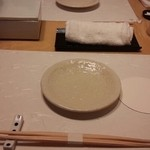 NANAYA GINZA - テーブルセッティング