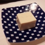 NANAYA GINZA - 濃厚豆腐