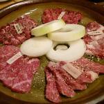 馬焼肉専門店うまえびす - 料理写真:低カロリー、高タンパクな健康的な馬焼肉