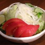 焼鳥のさくら - 基本の野菜サラダ