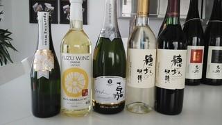 野菜ダイニング 薬師 - 国産ワイン