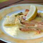 メーラレン - メインディッシュ魚料理(カルマコース)