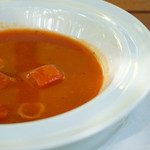 メーラレン - 本日のスープ(カルマ・モーラコース)