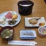雄川閣 - 朝食