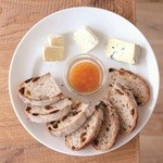 和カフェ yusoshi - チーズマリアージュ