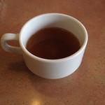 ロイヤルホスト - ランチスープ
