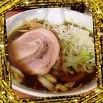 突撃ラーメン - 醤油カレー730円(*✪ฺ∇✪ฺ*)       この店は、これが1番好き(∗ᵒ̶̶̷̀ω˂̶́∗)੭₎₎̊₊♡