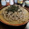 かぎもとや - 料理写真:ざる蕎麦
