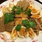 避風塘 - 潮州香料漬け6種盛り合わせ