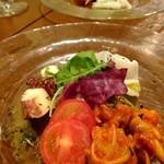 キッチン テラ - 前菜盛り合わせ