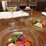 キッチン テラ - 白&赤ワイン