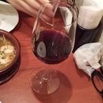 バル エスパーニャ - 赤ワイン