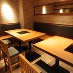 燈屋 とり然  - 2名様から10名様まで可能な完全個室を2部屋ご用意させて頂いております。  御席のみのご予約も随時承り中です。