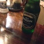 亞細亞食堂サイゴン - サイゴンビール