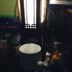 亞細亞食堂サイゴン - テーブル
