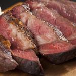 The Burg&Burger JiRi - USブラックアンガス種21日間熟成リブアイステーキ