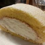 ひぐらし - レモンロールケーキ