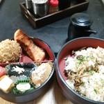 31208881 - 松浪弁当。1000円。