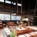 たねや日牟禮の舎 - 風情ある茶室