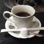 雲母 - ランチは平日はコーヒー付です