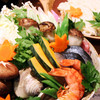 薩摩うどん - 料理写真:うどんすき  一人前2800円(税別)※二人前より承ります。前日までに予約の方をお願いします。