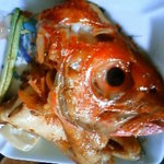 31212491 - 魚のあら煮