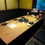 31213147 - 落ち着いた雰囲気の掘りごたつ席は半個室バージョン