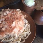 グロッケンシュピール - おろし蕎麦