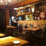 青山TORO - スペインの田舎のバル レストランをイメージ
