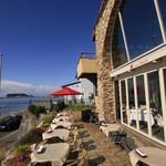 リストランテ アマルフィイ - 江の島を見ながらお食事を