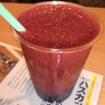 ハスカップ - ハスカップジュース