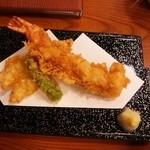 31217730 - おさしみ・天ぷら定食<梅> 天ぷら