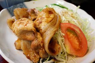 和風料理鈴本 - 生姜焼き定食