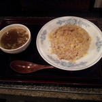 Edotoukyoukoiwasougyoushouwajuuichinengyouzanoshinisechuukaryourieiraku - 半炒飯